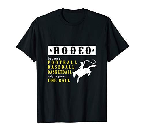 Bullrider Shirt fürs Bullriding T-Shirt