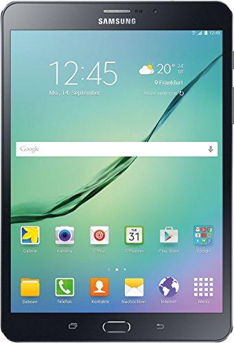 Samsung Galaxy Tab S2 T715N 20.31 cm (8 Zoll) Tablet-PC LTE (2 Quad-Core Prozessoren, 1,9GHz + 1,3GHz, 3GB RAM, 32GB, Android 5.0) schwarz