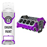 Purple Engine Paint - 2K High Temp Premium Spray Paint