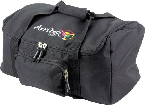 Arriba Cases Ac-120 Padded Gear Transport Bag Dimensions 19X10.5X10 Inches