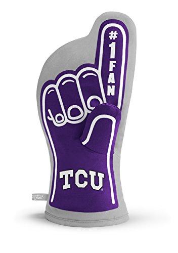 NCAA TCU Horned Frogs #1 Oven Mitt -  YouTheFan., 5025082