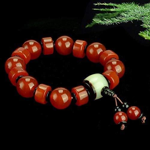 necklace Ladies fashion Bracelets Bracelet onyx bracelet bracelet couple of men and women life in peace jade beads beads bracelet jewelry Hoisting