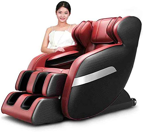 Sillas De Masaje Cuerpo Completo Y Reclinable, Shiatsu masaje de la silla eléctrica de múltiples funciones del sofá, la gravedad cero, reclinable inteligente for el dormitorio, sala de estar, Gimnasio