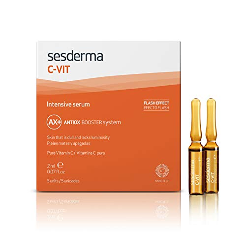 Sesderma C-VIT Intensiv Vitamin C Serum (5 Ampullen), 2 ml