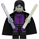 LEGO Harry Potter - Mini figura del profesor Severus Snape (El prisionero de Askaban/Azkaban)
