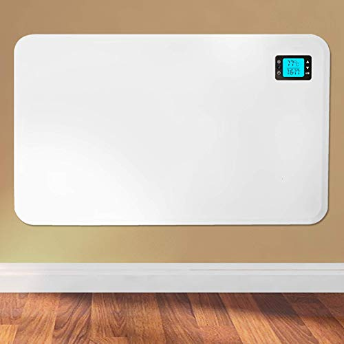 Purus Panel Heater Intelligent 24 Hour 7 Day...