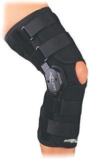 DonJoy Playmaker Drytex Knee Brace (XLarge Wraparound Open Back No Patella Donut)