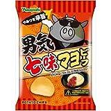 山芳製菓 ポテトチップス 男気七味マヨビーフ 90g×12入