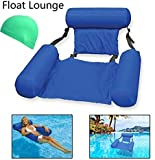 feeker flottant fauteuil ,versatile bouée classique matelas gonflable (100 x 120cm)