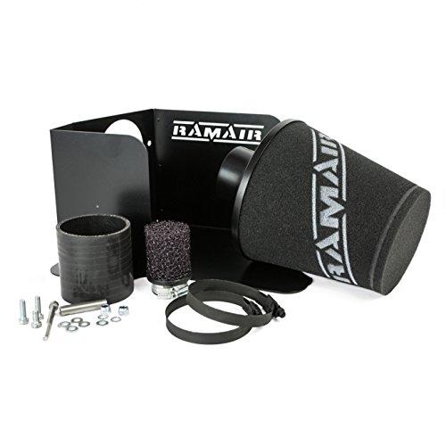 Ramair Filters JSK-103 - Kit de inducción completa con escudo de calor