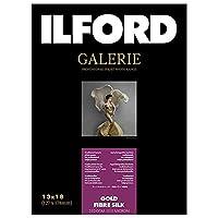 イルフォード インクジェット用紙 ゴールドファイバーシルク 厚手 半光沢 2L(127×178mm) 50枚ILFORD GALERIE Gold Fibre Silk ギャラリー ファインアートバライタ 422102