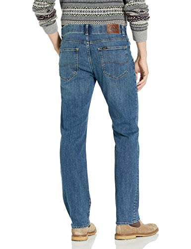 Lee Uniforms Men's Performance Series Extreme Motion Regular Fit Jean
