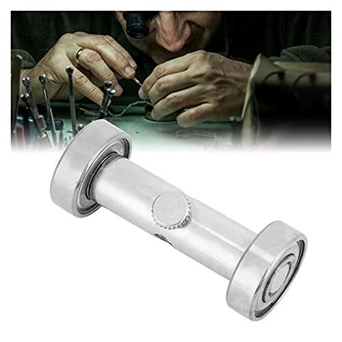 XIAOFANG Tornillo Profesional Rolling Roller Reloj Aspirador de reparación Accesorios para relojeros Reparador Reparador Destornillador Herramienta de molienda