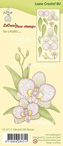 Leane LeCrea'Deco stamps Clearstempel 55.4711
