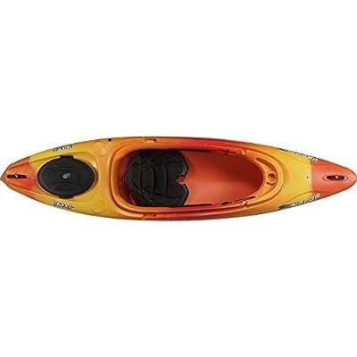 01.6410.1050-parent Old Town Canoes & Kayaks Vapor 10XT Recreational Kayak by Johnson Outdoors Watercraft