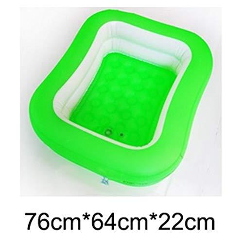KXDSM Piscina Herramientas de baño baño de Tina de baño inflables Piscina Infantil Hinchable (Color