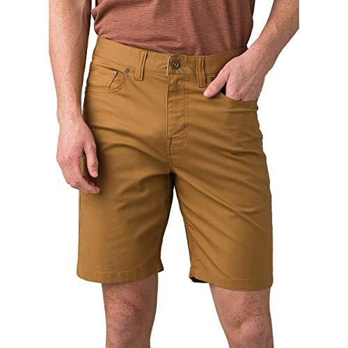 Prana Ulterior Short para Hombre 9' Entrepierna, marrón Embark, 40