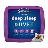 <span class='highlight'><span class='highlight'>Silentnight</span></span> Deep Sleep 10.5 Tog Duvet, Microfibre, White, Double