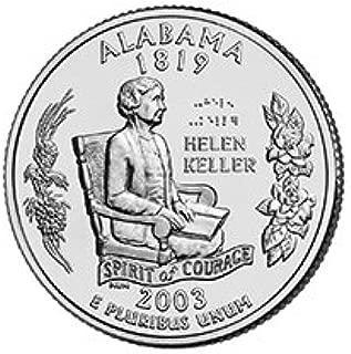 2003 alabama quarter