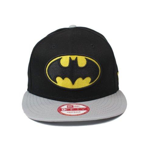 New Era x DC Comics - Casquette Snapback Homme Batman 9Fifty Reverse Hero - Taille M/L