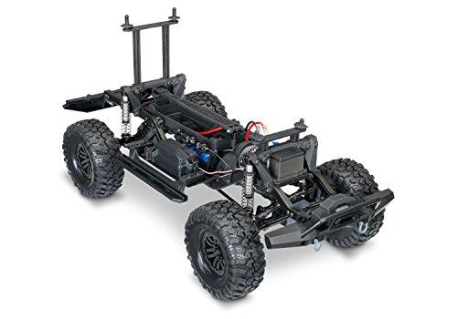 RC Auto kaufen Crawler Bild 5: Traxxas Landrover Defender Brushed RC Modellauto Elektro Crawler Allradantrieb (4WD) RTR 2,4 GHz*