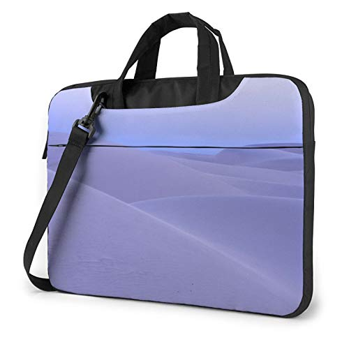 Desert Unisex Laptop Shoulder Bag Messenger Case for Computer Briefcase Carrying Sleeve