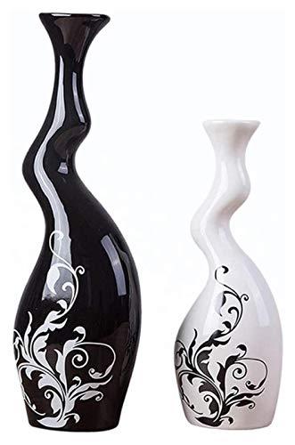 Vase Juego de decoración de mesa de comedor de cerámica hecha a...