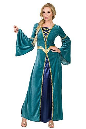 Disfraz Princesa Medieval M-L