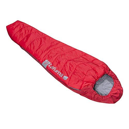 Lafuma Active 0° 3 in 1 Schlafsack, Chili Pepper, Ouverture droite
