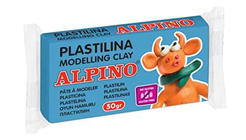 Alpino DP00006101 - Pastilla plastilina
