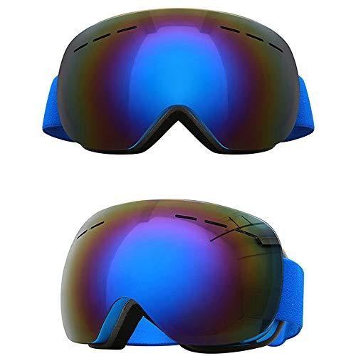HAOQI Esquiando Beisbol Ciclismo Vintage Gafas,HD Deportivas Gafas,Diseño A Prueba De Bloqueos Aire Libre Deportes Gafas De Sol,Unisex Irrompible Gafas De Sol Deportivas-E 18.2x10.4cm(7x4inch)