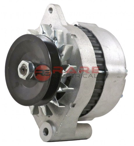 NEW ALTERNATOR COMPATIBLE WITH DITCH WITCH CSG-649 FORD ENGINE 8AL2046F 8AL2046FA 110-529 110529
