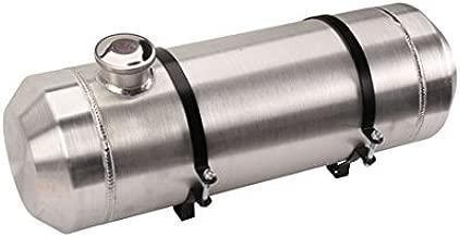 Spun Aluminum Fuel Tank, 5 Gallon, 8 x 24 Inch