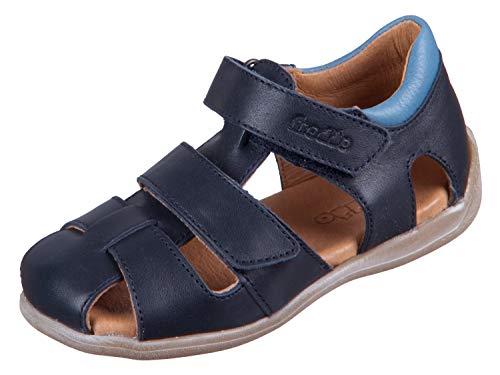 Froddo Lauflerner Sandale Doppelklett Dunkelblau 22