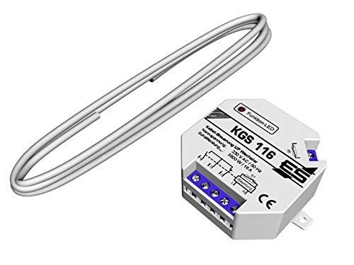Schabus 300715 KGS 116 Kabel-Gasthermensteuerung