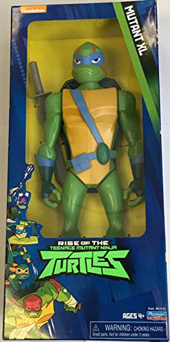 Rise of the Teenage Mutant Ninja Turtles Leonardo XL Figure