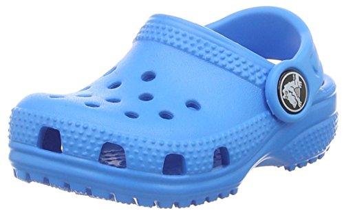Crocs Classic Clog K, Zuecos Unisex Niños, Ocean, 23/24 EU