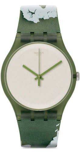 Swatch SUOG105 - Reloj, Correa de Goma