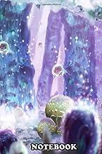 Notebook: Metroid Samus Aran Fight Vs Metroids , Journal for Writing, College Ruled Size 6