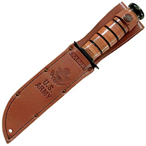 KA-BAR 1220 US Army Utility Knife With Sheath Product Image