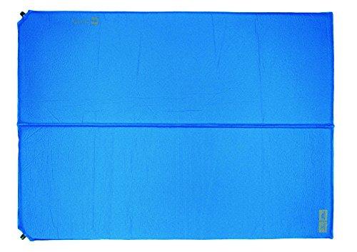 HIGHLANDER SM102 Tapis autogonflant Bleu 183 x 123 x 3 cm
