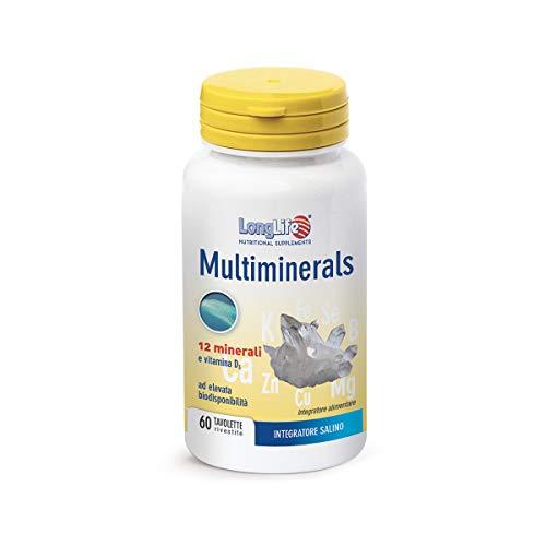 Longlife Multiminerals - 110 Gr