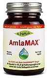 AmlaMAX - 30 Amla Kapseln - Immunsystem stärken mit der Kraft des Vollspektrums aus der Amla Beere...