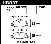 Hawk Performance HB837W.621 モータースポーツブレーキパッド