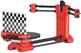 BQ Ciclop DIY 3D - Escáner 3D rojo