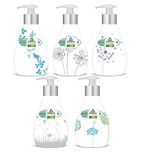 Frosch Sensitiv-Seife - Designedition, 300ml