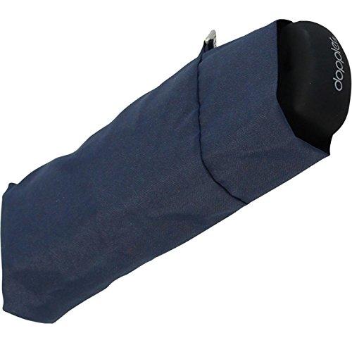 Doppler Umbrella Fiber Handy Uni Navy