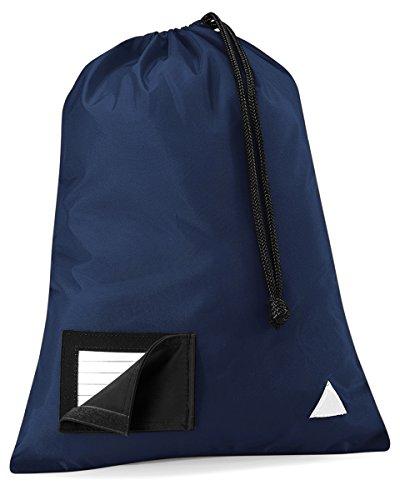 Junior Shoesac Quadra, Blu (Blu reale), Taglia unica
