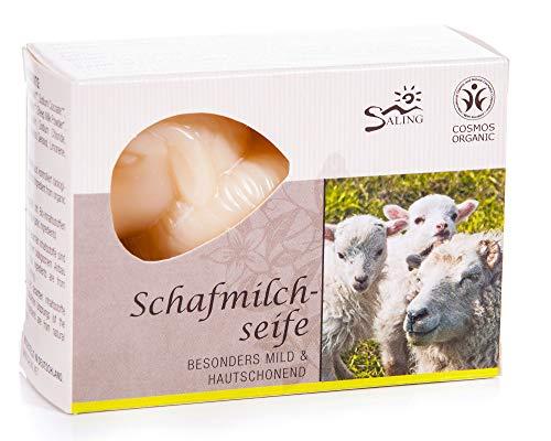 Saling Schafmilchseife Weißes Schaf (1 x 85 gr)