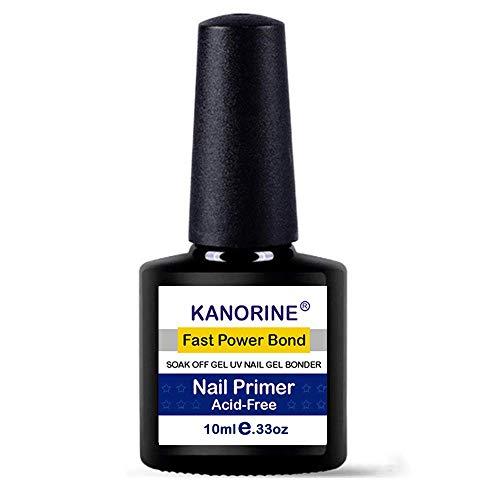 KANORINE™ Nail Primer ,gel polihs Primer,Power Bond , für Gelnägel,Nagelgel 10ml